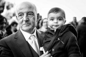 Nonno Felice con Nipotino