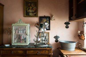 Cucina, luogo di profumi e sapori