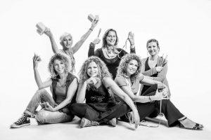 Venire bene in foto - Felicità in gruppo