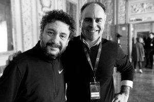 Io e Luca Pianigiani di Jumper