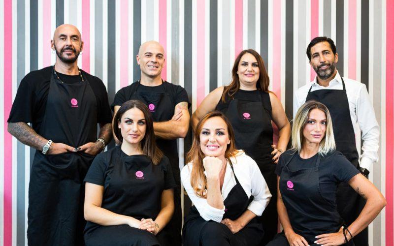 Studio MakeUp Rosy Fanti
